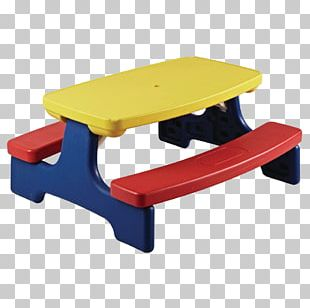 Picnic Table Garden Furniture Bench Chair PNG