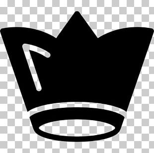 Silhouette Crown Coroa Real PNG