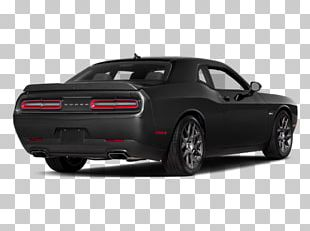 2018 Dodge Challenger R/T Car Chrysler Ram Pickup PNG