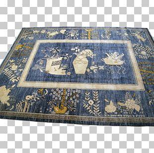 Blue Carpet Flooring Textile PNG