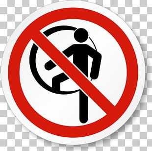 Confined Space No Symbol Sign Personal Protective Equipment PNG
