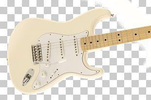 Electric Guitar Fender Stratocaster Fender Musical Instruments Corporation Fingerboard PNG