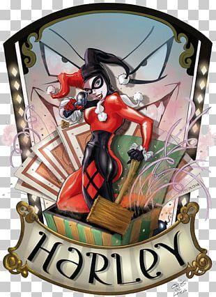 Harley Quinn Joker Batman Catwoman Comics PNG