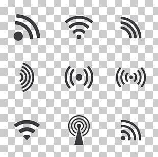 Wi-Fi Wireless Icon PNG