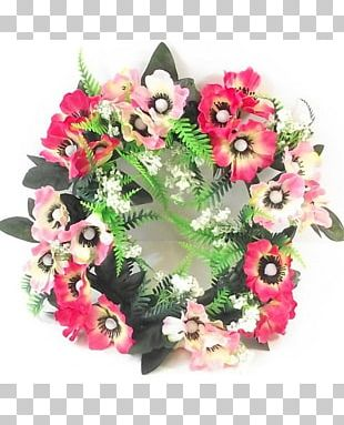 Flower Bouquet Wreath Floral Design Cut Flowers PNG