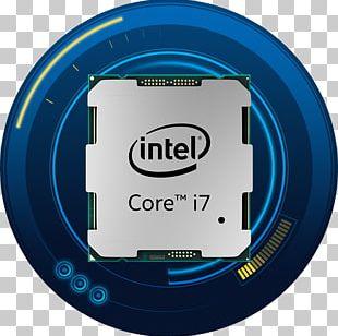 Intel Core Xeon Central Processing Unit LGA 2011 PNG