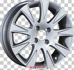 Hubcap Car Alloy Wheel Spoke Tire PNG