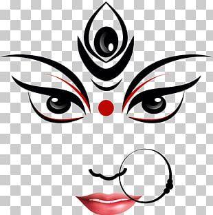 Kali Durga Puja Ganesha Shiva PNG