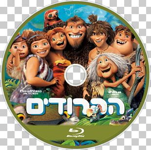 Blu-ray Disc The Croods Digital Copy DVD Film PNG