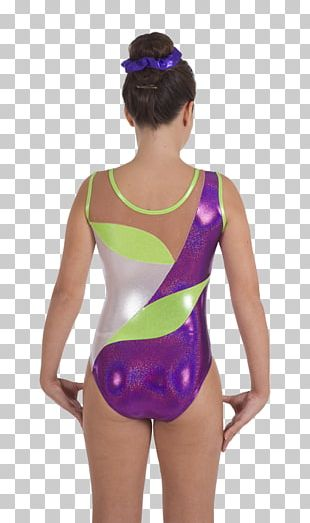 Bodysuits & Unitards One-piece Swimsuit Artistic Gymnastics Rhythmic Gymnastics PNG