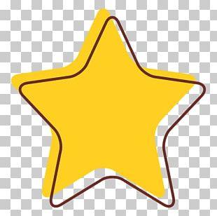 Star Drawing PNG