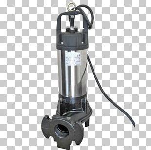 Submersible Pump Sewage Pumping Pumping Station PNG