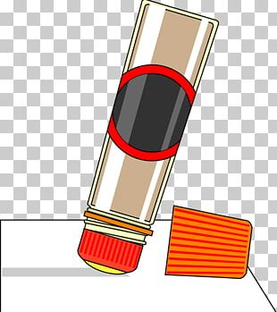 Paper Glue Stick Adhesive Stationery PNG