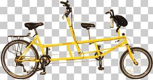 San Francisco Tandem Bicycle Bike Rental Bike Friday PNG