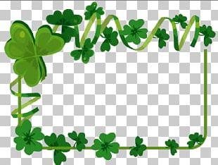 Saint Patrick's Day Irish People Shamrock Wedding PNG