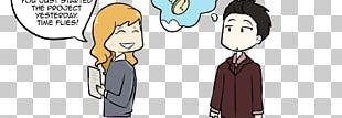 T-shirt Human Behavior Outerwear Comics Cartoon PNG