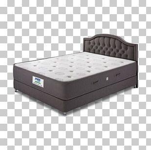 Bed Frame Mattress Peps Pillow PNG