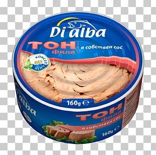 DIAVENA Ltd. Atlantic Bluefin Tuna Fillet Canned Fish PNG
