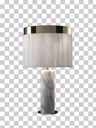 Art Deco Art Nouveau Lamp PNG