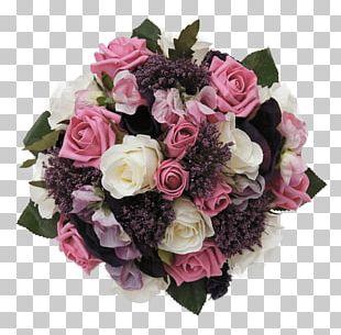 Flower Bouquet Floristry Garden Roses Artificial Flower PNG