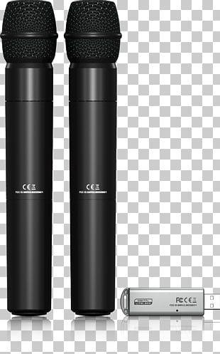 Wireless Microphone BEHRINGER Behringer ULTRALINK ULM202USB PNG