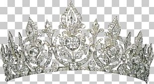 Tiara Crown Of Queen Elizabeth The Queen Mother Jewellery Royal Family PNG
