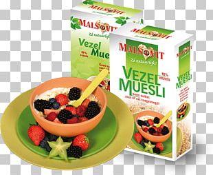 Boerjan Malsovit Vezel Muesli Breakfast Cereal Fruit Food PNG