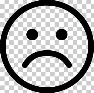 Face Sadness Smiley Computer Icons PNG