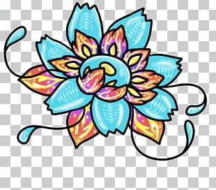 Flower Design Product PNG