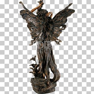 Bronze Sculpture Figurine PNG