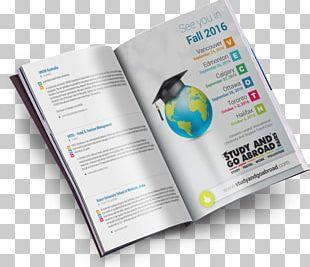 Online Advertising Brand Brochure PNG