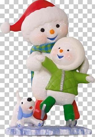 Christmas Ornament Hallmark Cards Snowman Christmas Decoration PNG