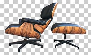 Eames Lounge Chair Lounge Chair And Ottoman Chaise Longue Charles And Ray Eames PNG