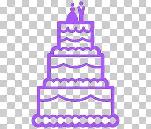 Wedding Cake Topper Layer Cake PNG