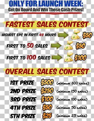 Affiliate Marketing Promotion Money Sales PNG