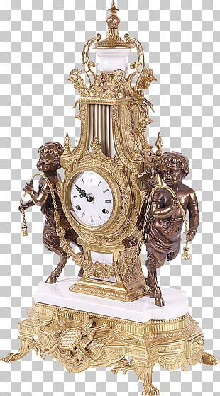 Clock Antique PNG