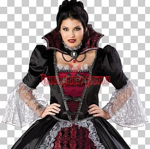Halloween Costume Vampire Clothing Dress PNG