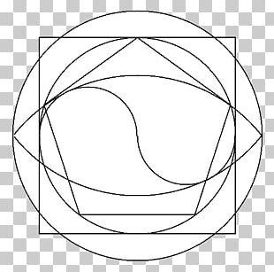 Sacred Geometry Circle Health PNG
