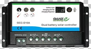 Battery Charger Battery Charge Controllers Solar Charger Solar Panels Solar Power PNG