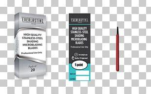 Box Blade Microblading PNG