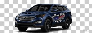 Compact Sport Utility Vehicle Compact Car Motor Vehicle PNG