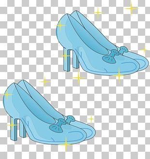 Blue Shoe PNG