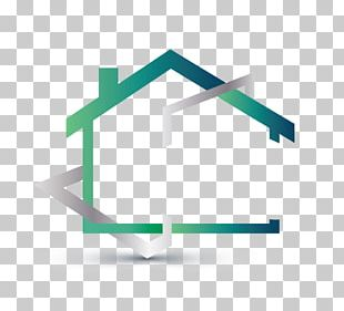 House Logo Real Estate Business PNG