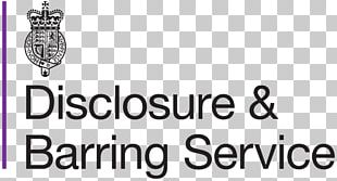Disclosure And Barring Service Logo United Kingdom Criminal Record Home Office PNG