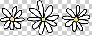 Sticker Flower Floral Design Drawing PNG