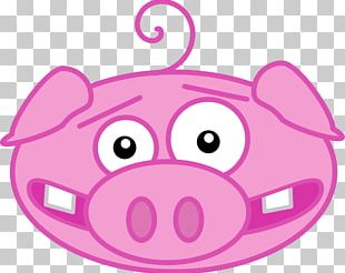 Large White Pig PNG
