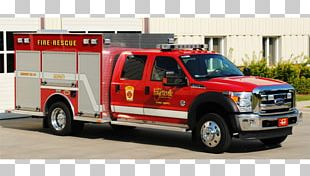 Fire Department Car Rescue Emergency Vehicle PNG