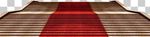 Stair Carpet Stairs Floor Red Carpet PNG