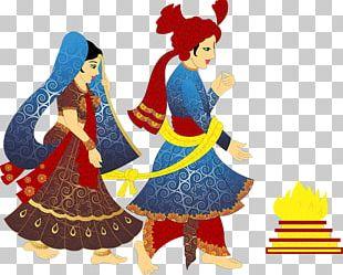 India Wedding Invitation Bridegroom PNG