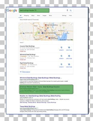 Local SEO Houston Rethink Local LLC Web Page Computer Software PNG